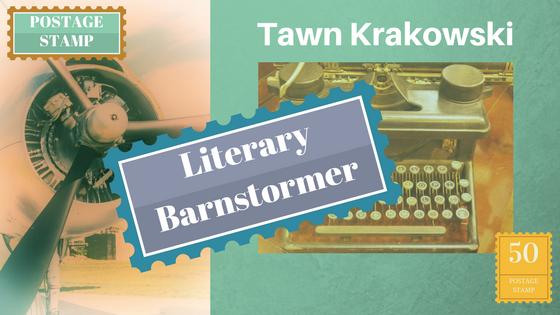 Literary Barnstormer